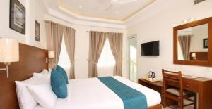 Hotel Vishnu Inn, Hotel  Guruvāyūr - big - 12