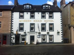 Queenshead Hotel Kelso