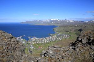 Við Hafið Guesthouse