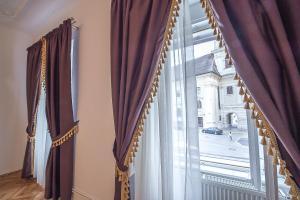 Apartament Piata Mica, Apartments  Sibiu - big - 13