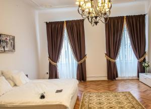 Apartament Piata Mica, Apartments  Sibiu - big - 12