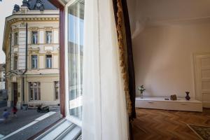 Apartament Piata Mica, Apartments  Sibiu - big - 4