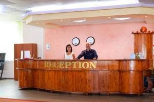 Balaton Hotel, Szállodák  Napospart - big - 28