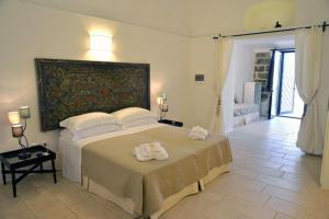 Masseria Palane, Bed and breakfasts  Patù - big - 34