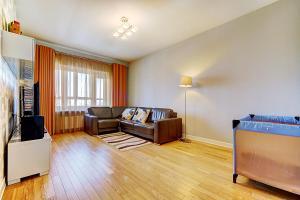 Apartments on Parashyutnaya 25, Apartmány  Petrohrad - big - 15