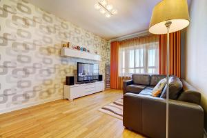 Apartments on Parashyutnaya 25, Apartmány  Petrohrad - big - 1