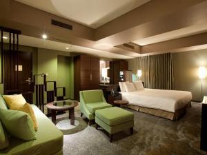 The Royal Park Hotel Tokyo Shiodome, Szállodák  Tokió - big - 40