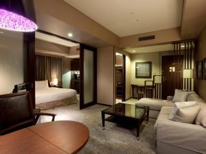 The Royal Park Hotel Tokyo Shiodome, Szállodák  Tokió - big - 75