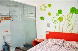 Pod Inn Nantong Zhonghuayuan Branch, Hotely  Nantong - big - 2