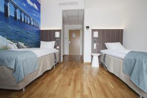 Hotel Skansen, Hotely  Färjestaden - big - 23