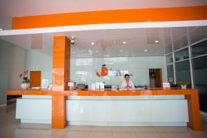 The Original Orange Hotel, Отели  Накхонситхаммарат - big - 58