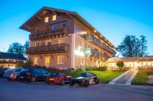 Hotel Schlossblick Chiemsee, Отели  Прин-ам-Кимзее - big - 55