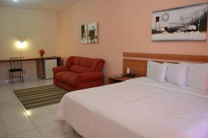 Calabreza Hotel e Cantina, Hotels  Três Corações - big - 1