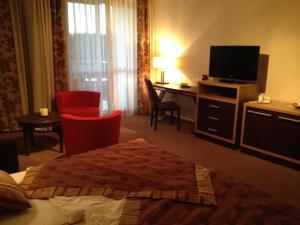 Apartament Delux w Hotelu Diva - Kołobrzeg, Appartamenti  Kołobrzeg - big - 2