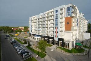 Apartament Delux w Hotelu Diva - Kołobrzeg, Appartamenti  Kołobrzeg - big - 14
