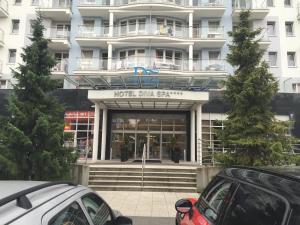 Apartament Delux w Hotelu Diva - Kołobrzeg, Appartamenti  Kołobrzeg - big - 19