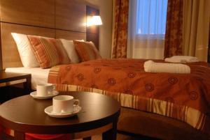 Apartament Delux w Hotelu Diva - Kołobrzeg, Appartamenti  Kołobrzeg - big - 7