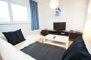 New central apartment with terrace and garage, Apartmány  Vídeň - big - 11