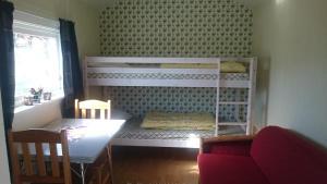 Hammerstad Camping, Комплексы для отдыха с коттеджами/бунгало  Сволваер - big - 51