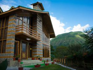 V Resorts Kullu, Resort  Shamshi - big - 8