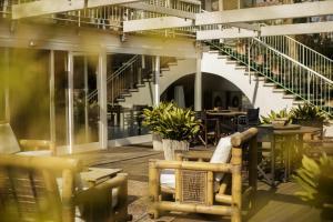 Hotel Saraceno, Отели  Морской Милан - big - 61
