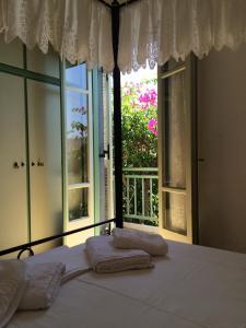 Patmos Villas, Ferienwohnungen  Grikos - big - 65