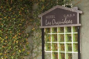 Boutique Hotel Casa Orquídeas, Hotels  San José - big - 55