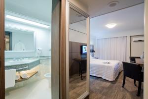 Slaviero Conceptual Palace, Hotely  Curitiba - big - 4