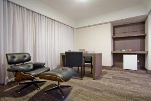 Slaviero Conceptual Palace, Hotely  Curitiba - big - 20