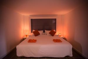 The Original Orange Hotel, Отели  Накхонситхаммарат - big - 13