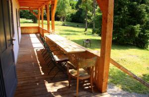 Dobrica Hunting Lodge, Lodges  Bixad - big - 9