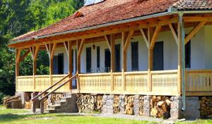 Dobrica Hunting Lodge, Lodges  Bixad - big - 25