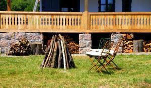 Dobrica Hunting Lodge, Lodges  Bixad - big - 26