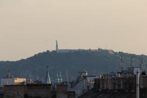 Lovely Duplex Flat, Apartmanok  Budapest - big - 17