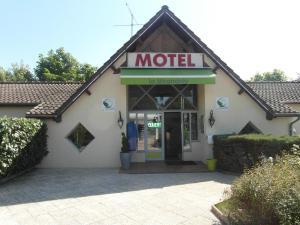 Hôtel La Mirandole, Szállodák  Tournus - big - 41