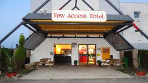 Fasthotel - Soissons Nord, Hotely  Crouy - big - 32
