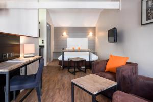 Sweetôme Aparthotel, Apartments  Lille - big - 22