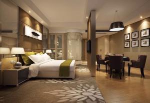 Obion Hotel Ningbo, Hotely  Ningbo - big - 14