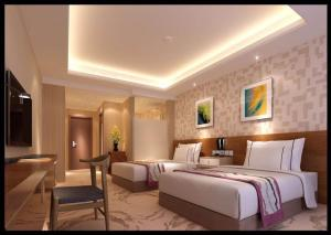 Obion Hotel Ningbo, Hotely  Ningbo - big - 12