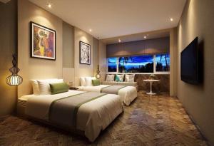 Obion Hotel Ningbo, Hotely  Ningbo - big - 16
