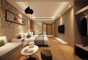 Obion Hotel Ningbo, Hotely  Ningbo - big - 13