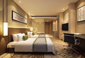 Obion Hotel Ningbo, Hotely  Ningbo - big - 28