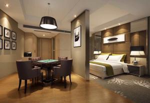 Obion Hotel Ningbo, Hotely  Ningbo - big - 27