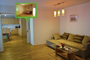 Apartments in Rataskaevu, Apartmány  Tallinn - big - 29