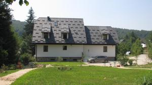 Guest House Plitvice Villa Verde, Vendégházak  Jezerce - big - 35