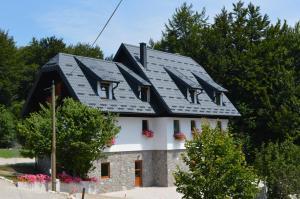 Guest House Plitvice Villa Verde, Penziony  Jezerce - big - 1