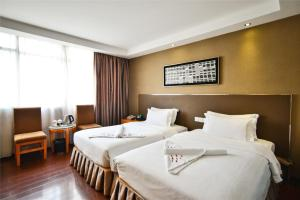 Yingshang Hotel - Guangzhou Liying Branch, Hotely  Kanton - big - 19