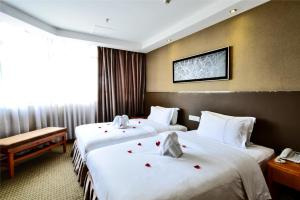 Insail Hotels Liying Plaza Guangzhou, Hotely  Kanton - big - 24