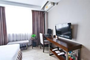 Yingshang Hotel - Guangzhou Liying Branch, Hotely  Kanton - big - 17