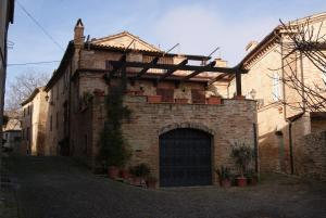 Il Vecchio Torchio B&B, Bed and Breakfasts  Santa Vittoria in Matenano - big - 11